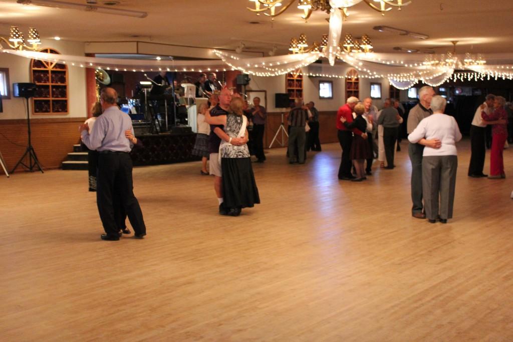 Dances at the Ballroom